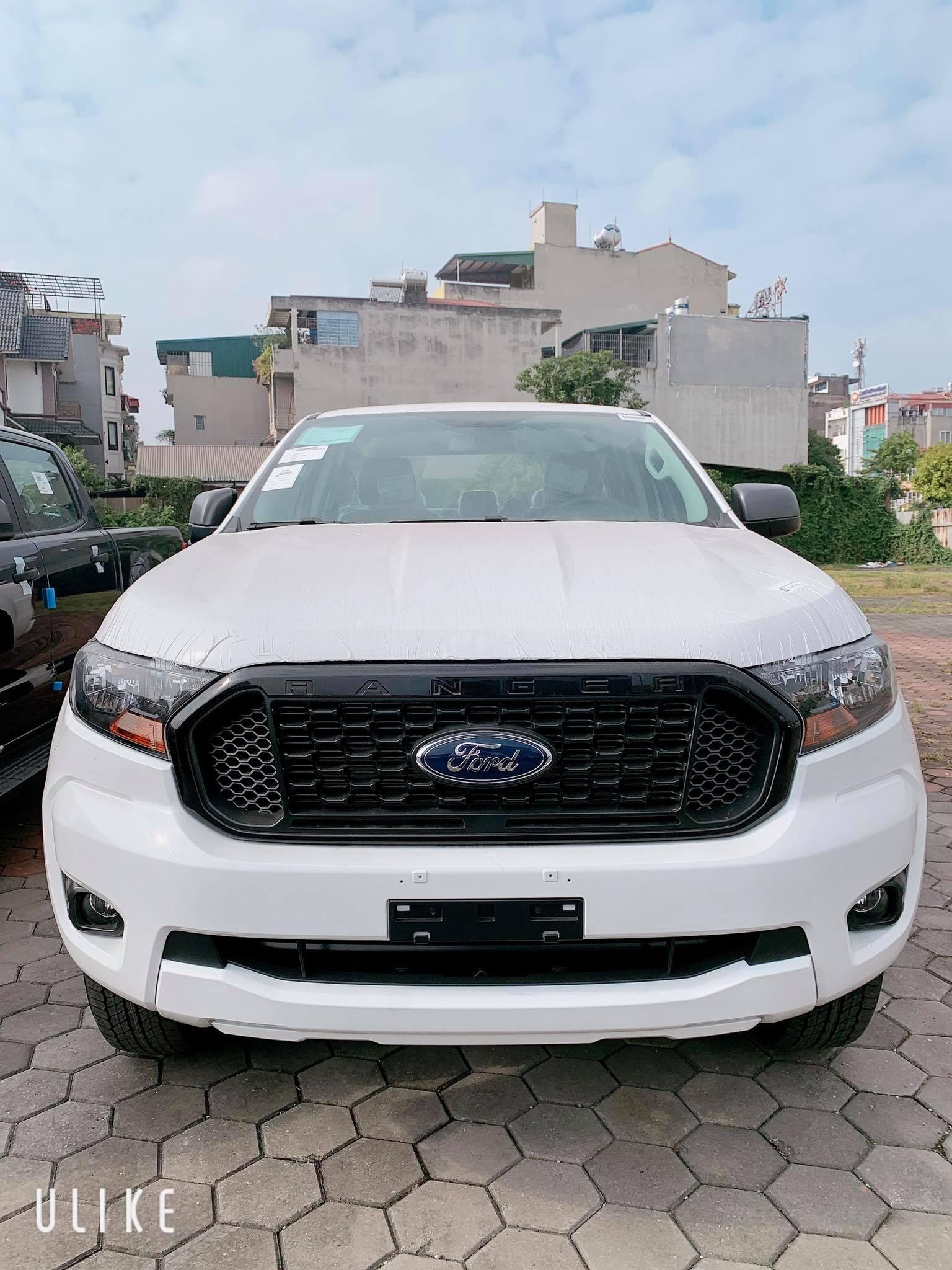 Ford Ranger XL hai cầu số sàn 2021