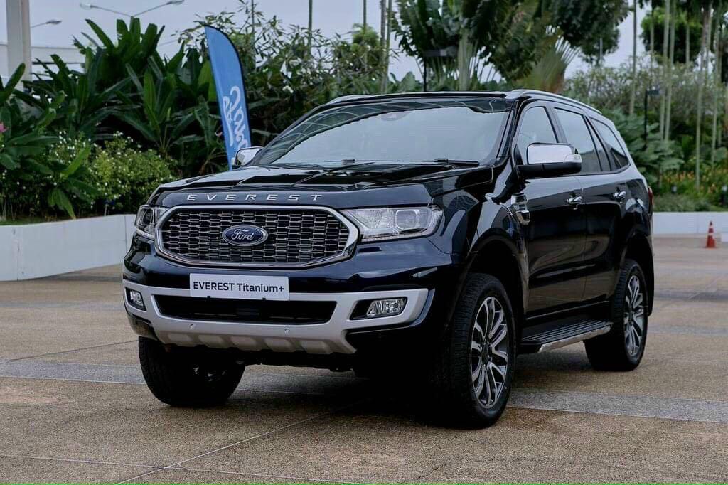 Ford Everest Titanium 4WD AT 2021
